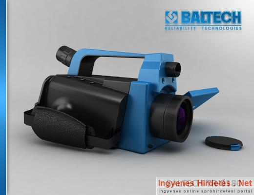 BALTECH GmbH Germany - Visitor energy Audit, infrared cameras