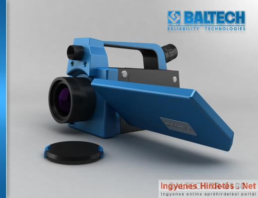 Thermographie, BALTECH GmbH Germany - measurement equipment